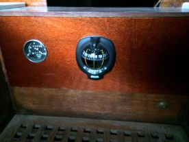 Instrumente im rekonstruierten Teil
