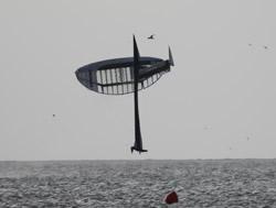 Speedsailing vestas sailrocket 2 gestoppt von kormoranen for Geschwindigkeit in knoten