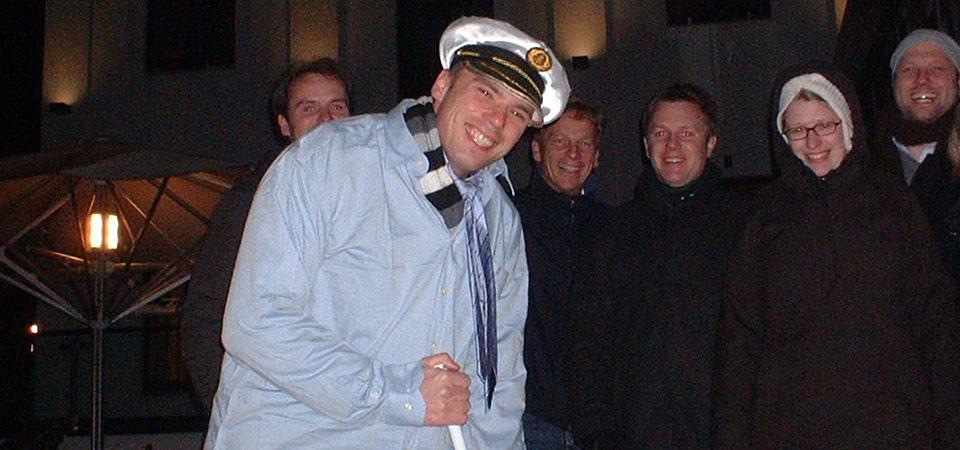 505er Weltmeister Julien Kleiner Fegt Beim Kieler Yacht Club