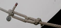 Der Palstek, die Allzweckwaffe unter den Knoten, die sich immer wieder leicht öffnen lassen © H.Mühlbauer