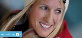 Anna Tunnicliffe. Das Lächeln einer Match Race Weltmeisterin. © Team Alpha Graphics