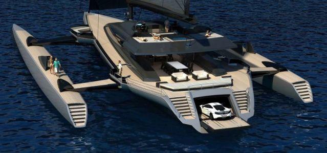 Luxus segelyacht holz  Luxus-Yacht | SegelReporter - Teil 8