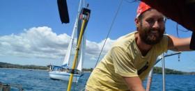 """Captain Ben führt """"Marianne"""" zur Startlinie. © Sailing Conductors"""