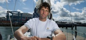 Simon Hiscocks gehöt zu den besten britischen Seglern. Er betreute das einheimische Paralympics Team. © Artemis