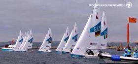 (VIDEO klicken) Das deutsche Sonar-Team bei einem seiner erfolgreichen Leestarts.