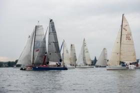 Früh-Aufsteher fahren immer schneller © sailing-photography.com