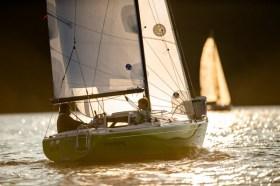 Gutes Wetter am Himmel, macht gute Stimmung an Bord © sailing-photography.com