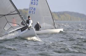 Welle, Wind, Sonne – das alles gibt's am Starnberger See! © DTYC/Berni Mund