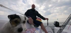 Segeln mit Hund. Schlechte Seemannschaft? © Digger Hamburg
