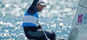 Ben Ainslie sagt dem Olympischen Segeln Servus.