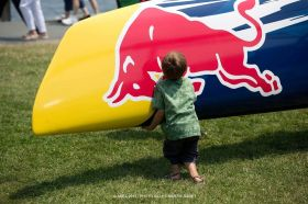 Die Jugend trainiert für den Red Bull Youth America's Cup. © ACEA/Gille Martin-Raget