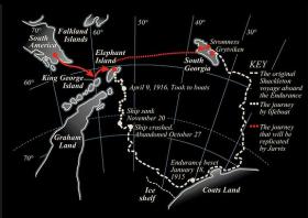 Shackleton-Epic-Expedition, Antarktis, Paul Larsen
