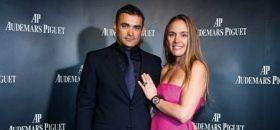 Dona Bertarelli und Yann Guichard.