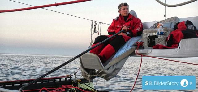 Extremsegeln: Rossi/Tosi rasen per Strand-Katamaran über den Atlantik