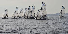 Die neue olympische Bootsklasse 49er FX