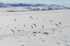 Vake, Snow Kite,