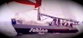 """Sabina"" beim Admirals Cup 1983"