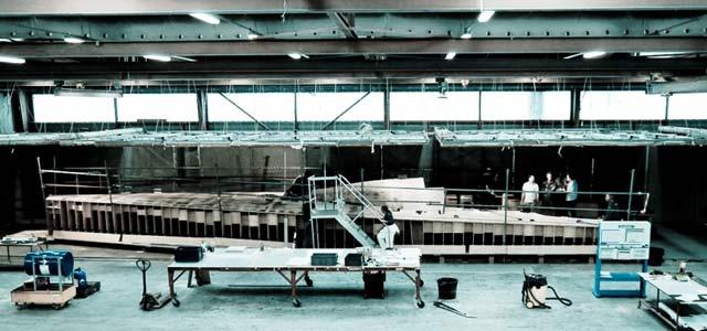 Volvo Ocean Race, Volvo Ocean 65, Offshore Segeln, Bootsbau