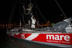 """Mare"" beim Normandy Channel Race"