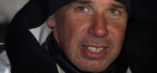 Jörg Riechers beim Normandy Channel Race