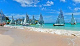 505er WM auf Barbados