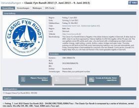 kostenfreie Software zum Yacht und Regatta Management