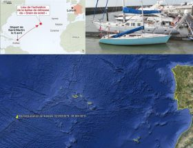vermisst vor den Azoren