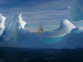 Europa, Antarktisreisen