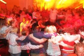 Nordseewoche 2013, Helgoland, Segeln und Feiern