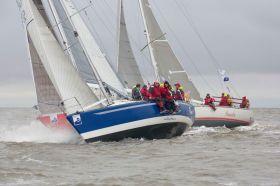 W2 MINOX Cup von Cuxhaven nach Helgoland.