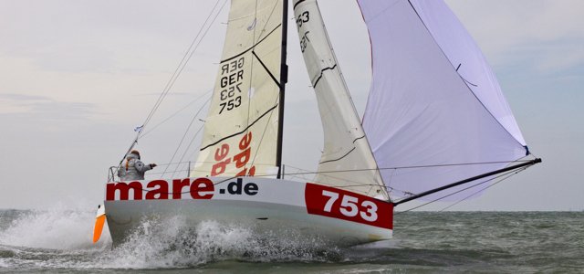 Mini 6.50, Jörg Riechers, Trophée MAP