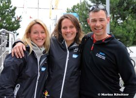 Tina Lutz, Susann Beucke, Carsten Kemmling
