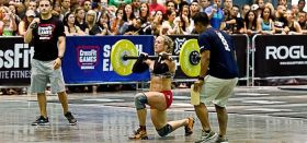 Anna Tunnicliffe Crossfit Games