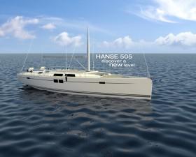 Hanse 505 © Hanse Yachts