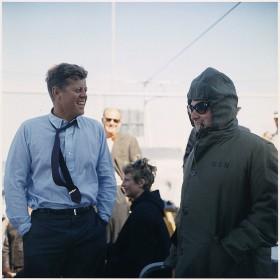 Kennedy in Newport