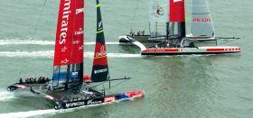 Luna Rossa Team New Zealand