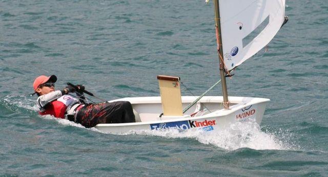 Der überlegene Weltmeister Jiayi Loh aus Singapur