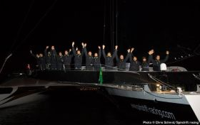Spindrift Fastnet Race