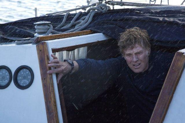 Robert Redford Segelboot