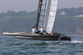 Little America's Cup, Hydros