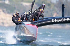 Oracle bereitet ein Manöver vor. © Jens Hoyer