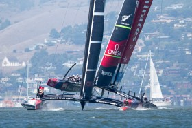 Americas Cup, Oracle, Team New Zealand