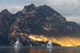 Traumhafte Kulisse für das BMW Sailing Cup Finale. © BMW