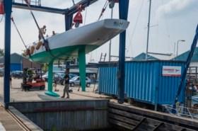 Ein halber Meter Rumpftiefgang, eine lange Kielfinne und Ballastbombe in 2,60 m Tiefe: Das fährt © Jachtbouw Vels