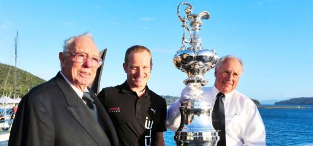 America's Cup, Bob Oatley