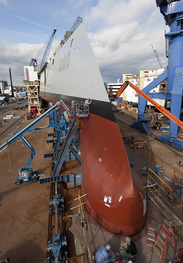 USS Zumwalt