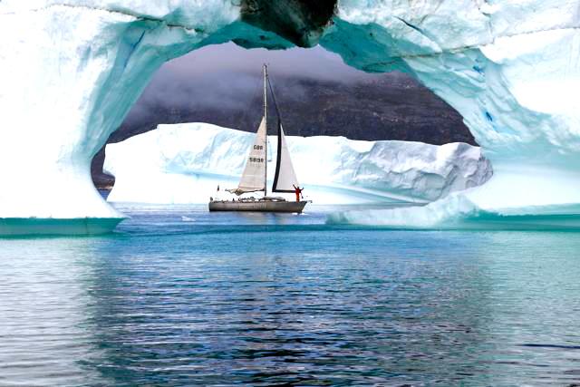 Expedition, Grönland, Abenteuer