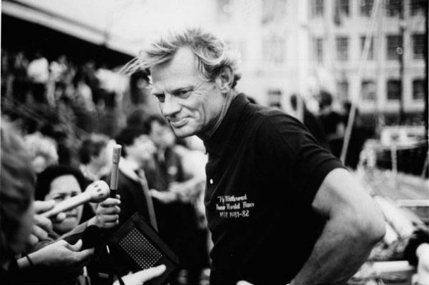 Reitschoten, Nachruf, Volvo Ocean Race