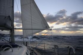 Seekrankheit, Fahrtensegeln