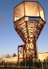 sheerwind, Venturi-Effekt